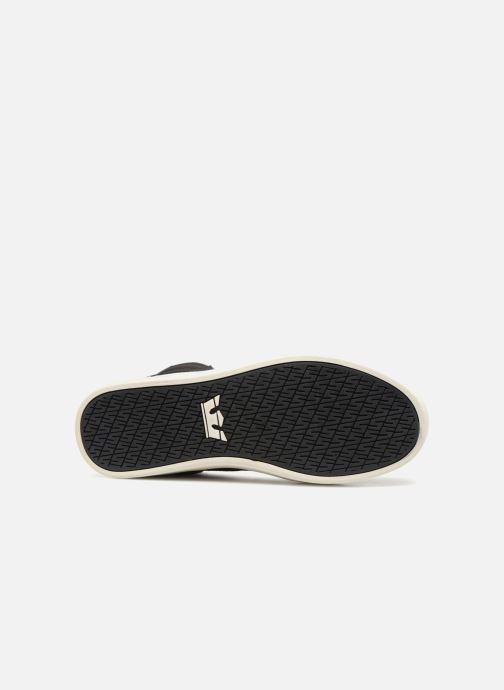 Sneakers Supra Bandit Nero immagine dall'alto