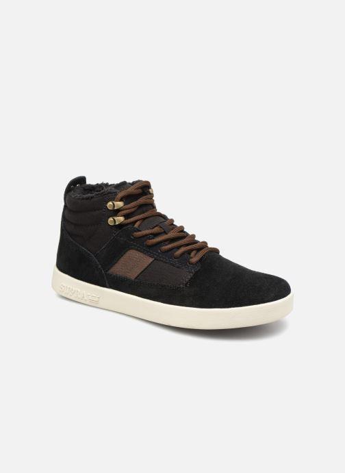 Sneaker Supra Bandit schwarz detaillierte ansicht/modell