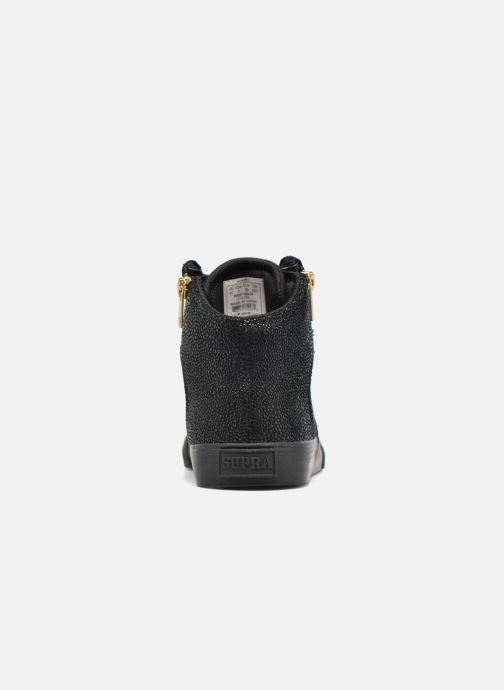 Sneakers Supra Cuttler W Nero immagine destra
