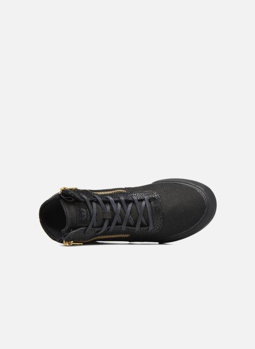 Sneakers Supra Cuttler W Zwart links