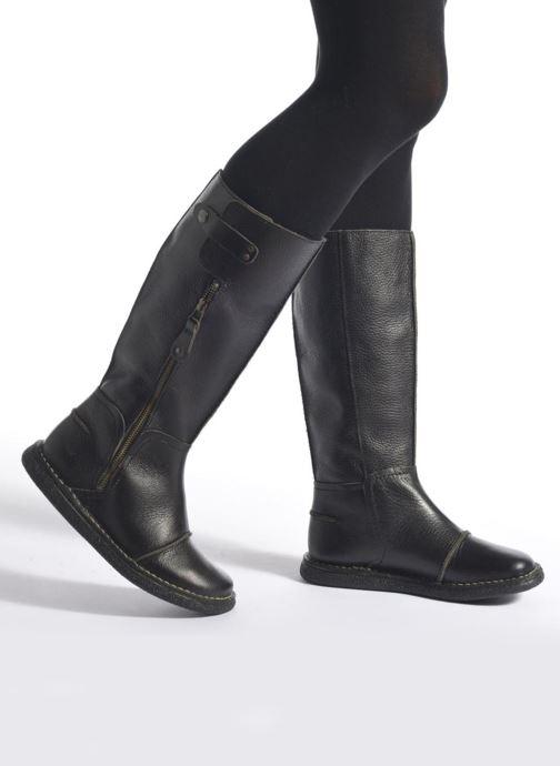 Laarzen Kickers OLINDA Zwart onder