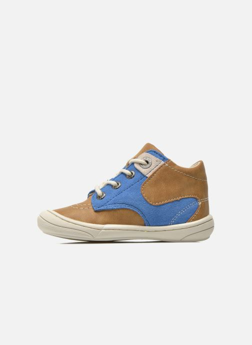 Sneakers Kickers ZELIG Bruin voorkant
