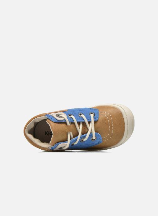 Sneakers Kickers ZELIG Bruin links