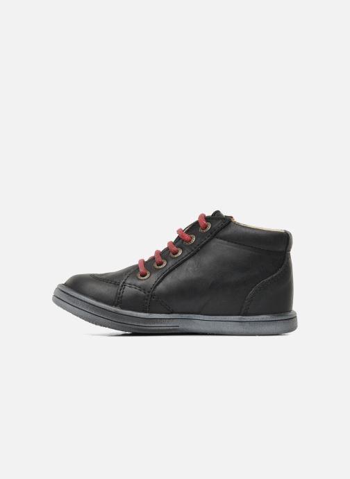 Stiefeletten & Boots Kickers Tatoo schwarz ansicht von vorne