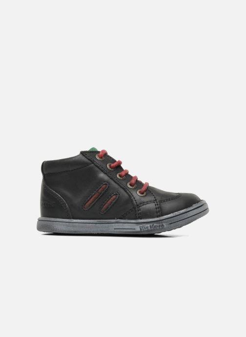 Stiefeletten & Boots Kickers Tatoo schwarz ansicht von hinten