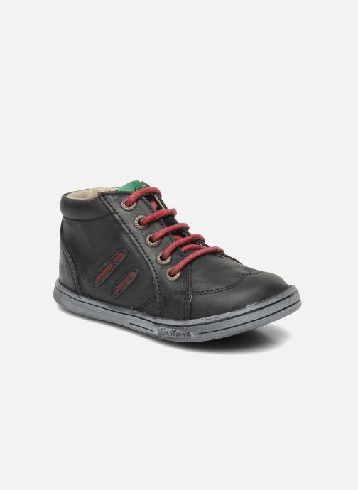 Stiefeletten & Boots Kickers Tatoo schwarz detaillierte ansicht/modell