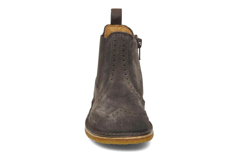 Bottines et boots PèPè 2039 Gris vue portées chaussures