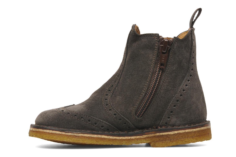 Bottines et boots PèPè 2039 Gris vue face