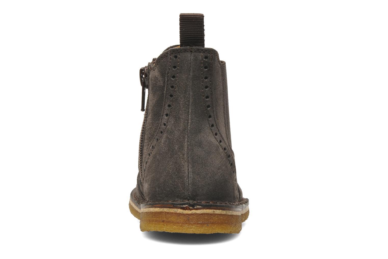 Bottines et boots PèPè 2039 Gris vue droite