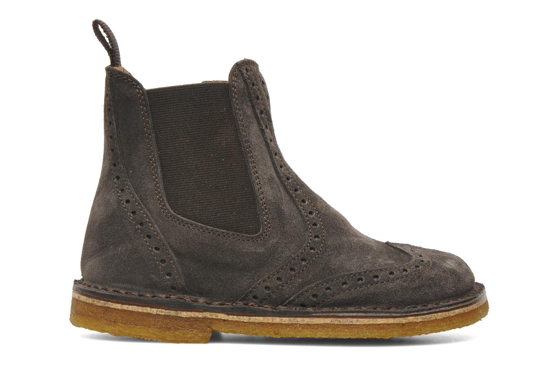 Bottines et boots PèPè 2039 Gris vue derrière