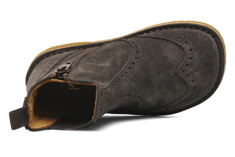 Bottines et boots PèPè 2039 Gris vue gauche