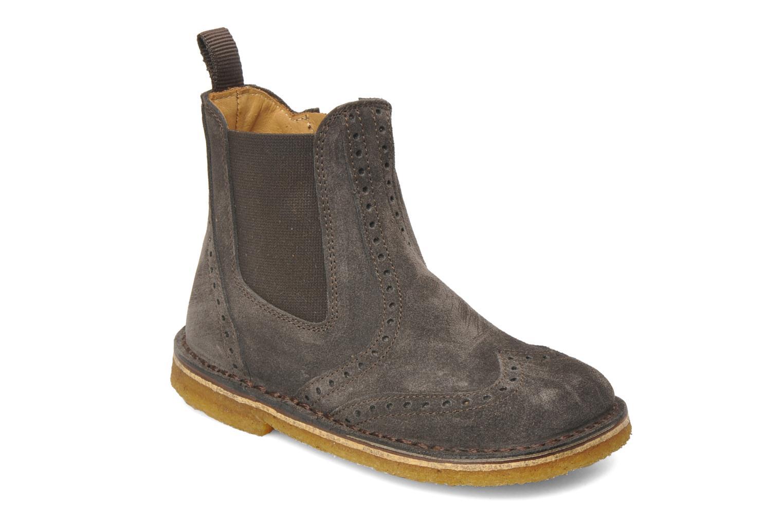 Bottines et boots PèPè 2039 Gris vue détail/paire