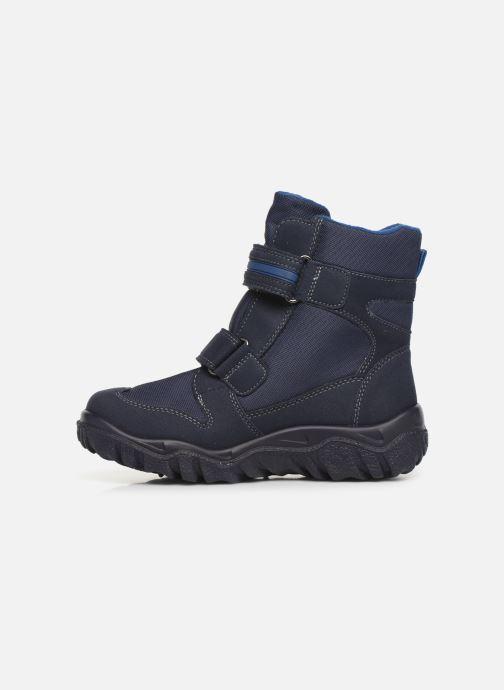 Støvler & gummistøvler Superfit HUSKY GTX Blå se forfra