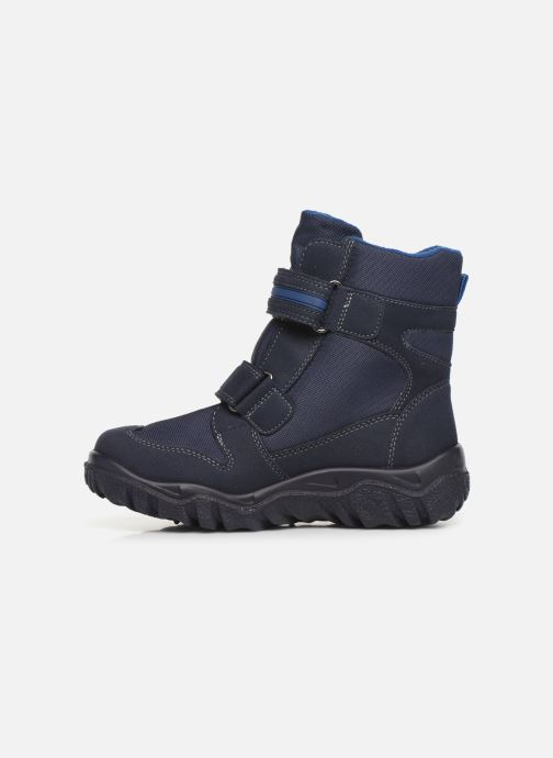 Stiefel Superfit HUSKY GTX blau ansicht von vorne