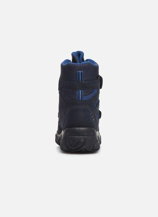 Stiefel Superfit HUSKY GTX blau ansicht von rechts