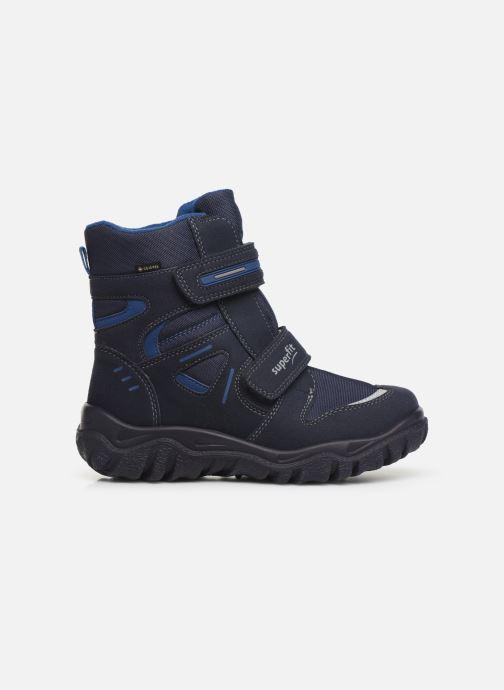 Stiefel Superfit HUSKY GTX blau ansicht von hinten