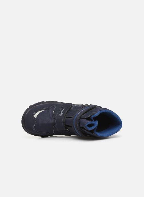 Stiefel Superfit HUSKY GTX blau ansicht von links