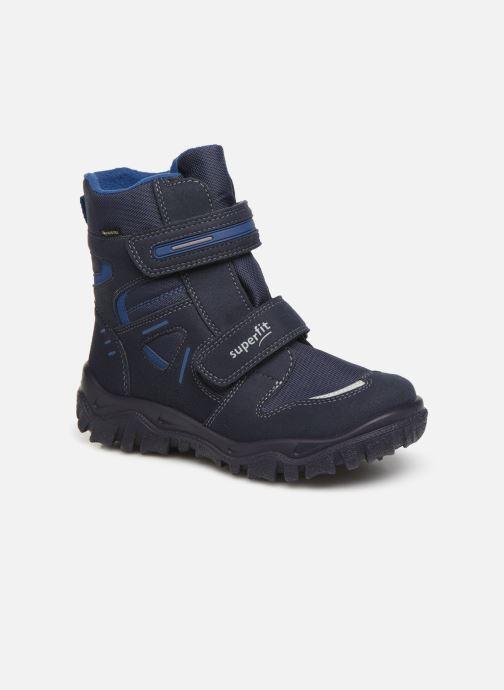 Støvler & gummistøvler Superfit HUSKY GTX Blå detaljeret billede af skoene