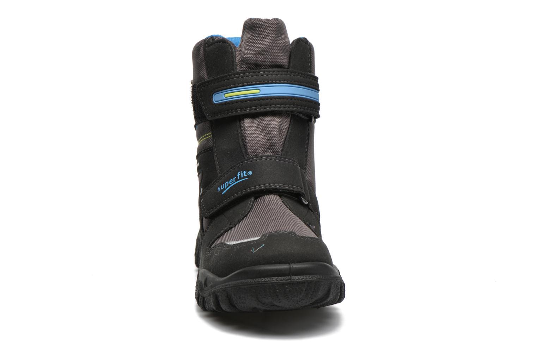 Bottes Superfit HUSKY GTX Gris vue portées chaussures