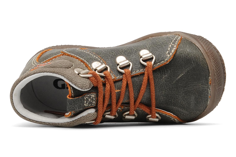 Bottines et boots GBB Dany Gris vue gauche