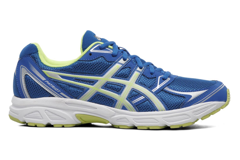 Chaussures de sport Asics Patriot 6 Bleu vue derrière