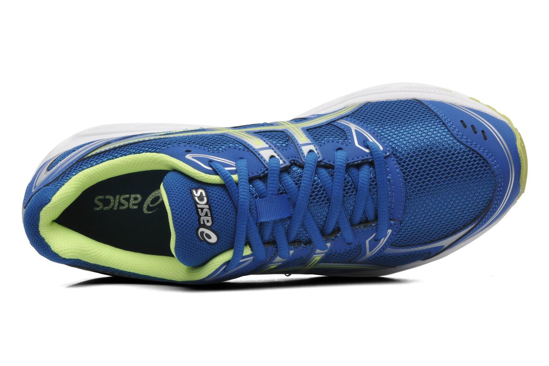 Chaussures de sport Asics Patriot 6 Bleu vue gauche