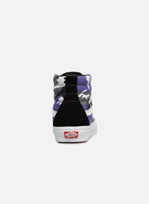 Vans Sk8 Hi Reissue (Svart) Sneakers på Sarenza.se (333167)