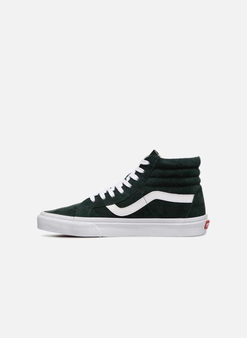 Sneakers Vans Sk8-Hi Reissue Groen voorkant