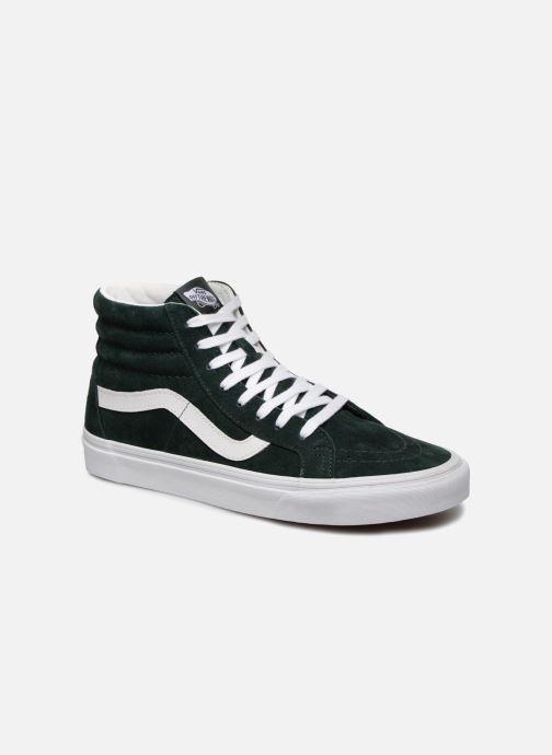 Sneakers Vans Sk8-Hi Reissue Groen detail