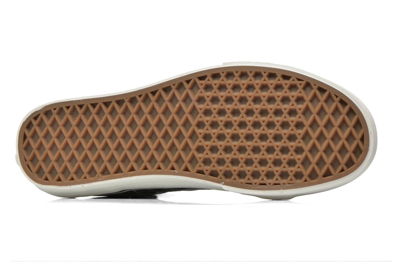 Sneaker Vans Sk8-Hi Reissue blau ansicht von oben