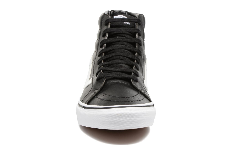 Trainers Vans Sk8-Hi Reissue Black model view