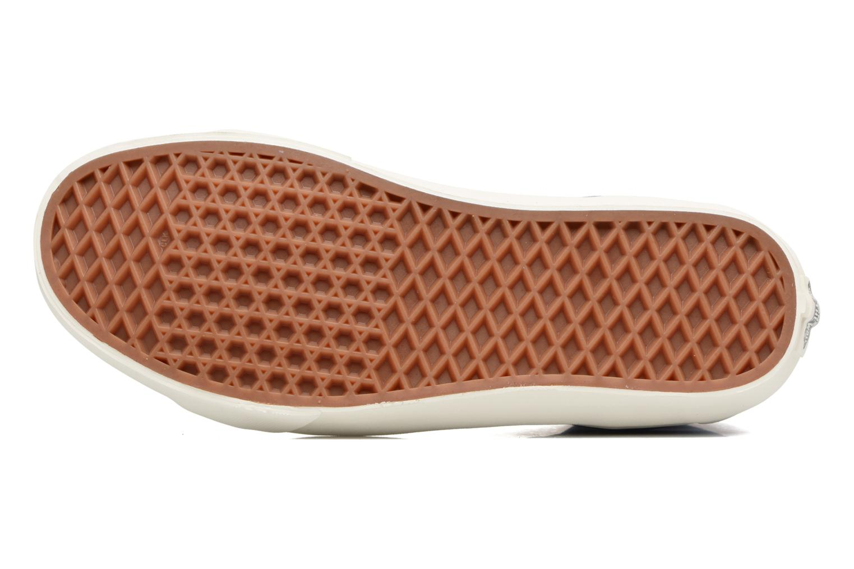 Sneakers Vans Sk8-Hi Reissue Blå bild från ovan