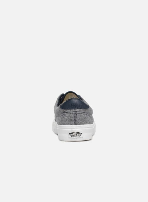 Trainers Vans Era 59 W Blue view from the right