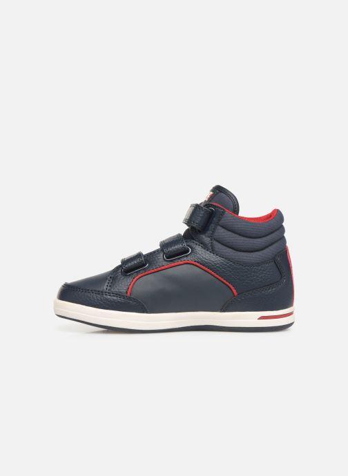 Sneakers Levi's Chicago Zwart voorkant