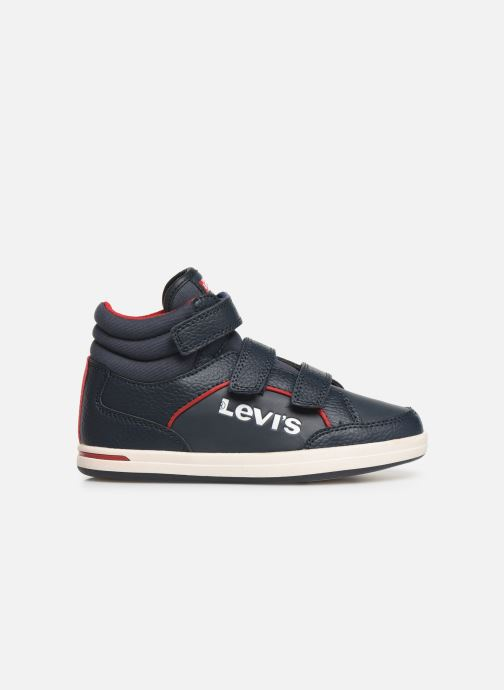 Sneakers Levi's Chicago Zwart achterkant