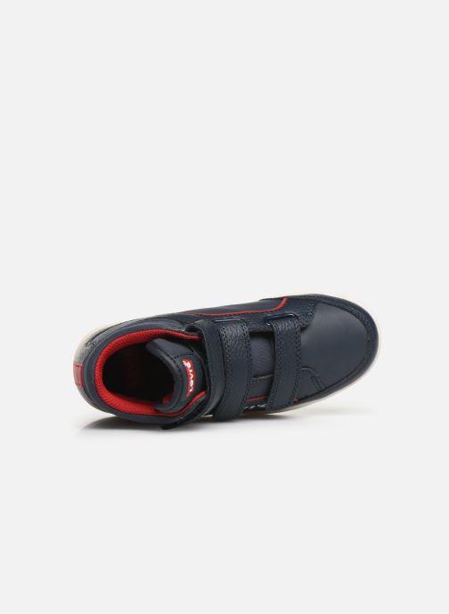 Sneakers Levi's Chicago Zwart links