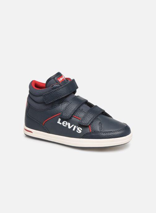 Sneakers Levi's Chicago Zwart detail