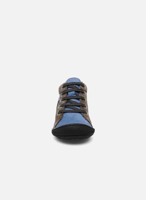 Bottines et boots Mod8 Adours Bleu vue portées chaussures