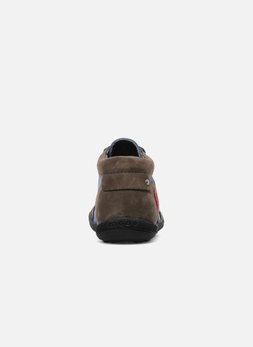 Bottines et boots Mod8 Adours Bleu vue droite