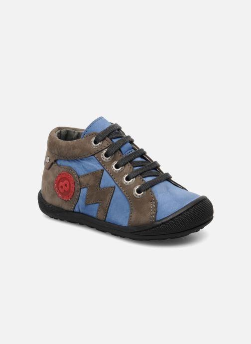 Bottines et boots Mod8 Adours Bleu vue détail/paire