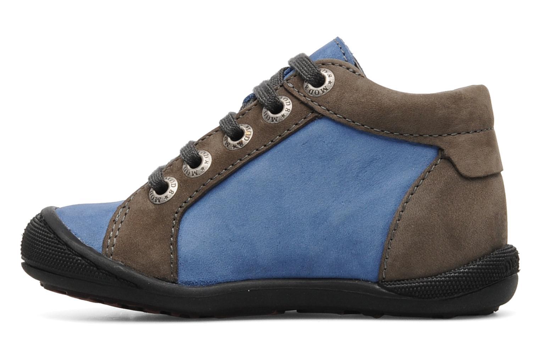 Bottines et boots Mod8 Adours Bleu vue face