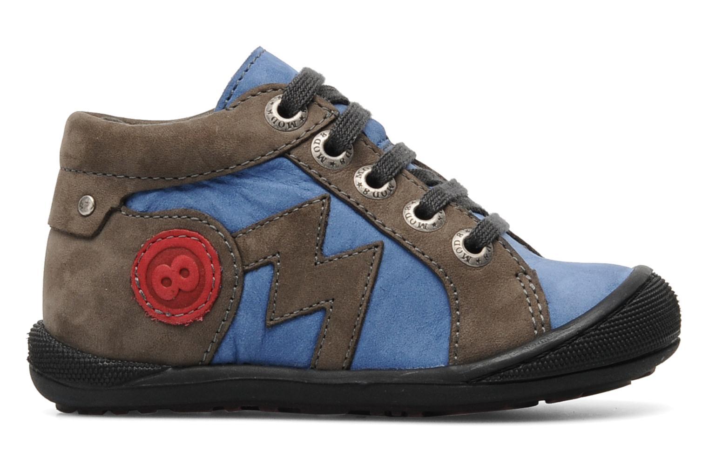 Bottines et boots Mod8 Adours Bleu vue derrière