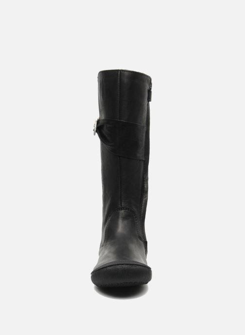 Bottes Mod8 Sebat Etoile Noir vue portées chaussures
