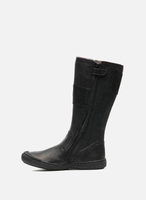 Laarzen Mod8 Sebat Etoile Zwart voorkant