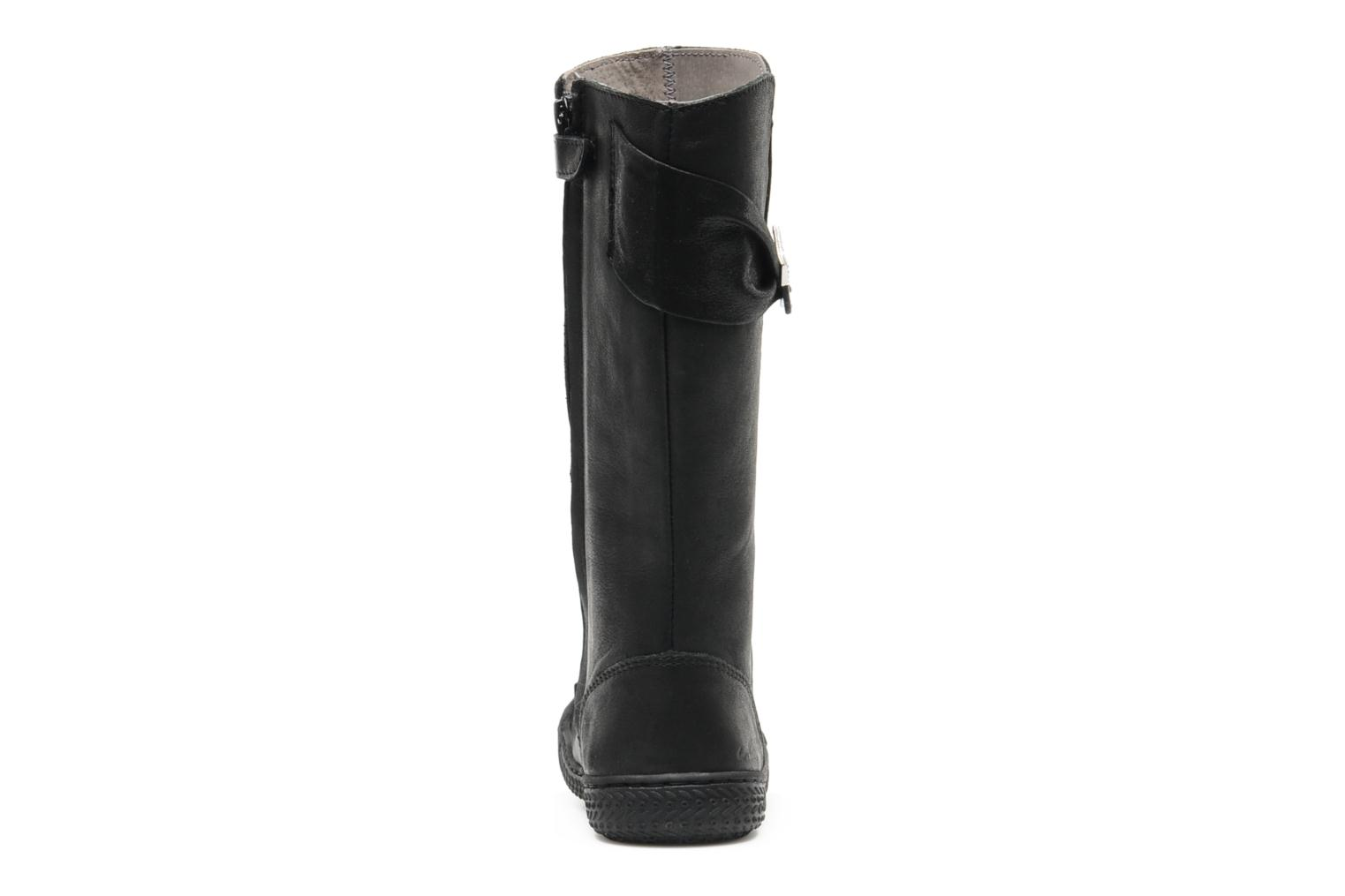 Boots & wellies Mod8 Sebat Etoile Black view from the right