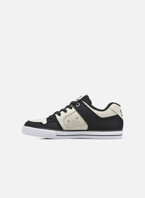 Baskets DC Shoes PURE B Noir vue face