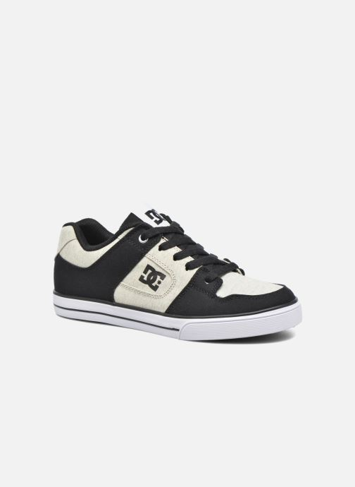 Baskets DC Shoes PURE B Noir vue détail/paire