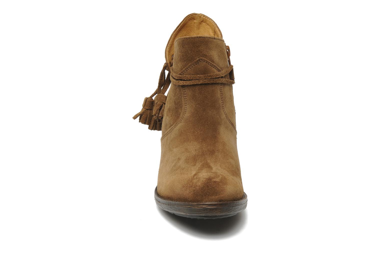 Bottines et boots P-L-D-M By Palladium Siskin Sud Marron vue portées chaussures