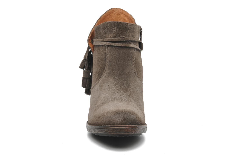 Bottines et boots P-L-D-M By Palladium Siskin Sud Gris vue portées chaussures