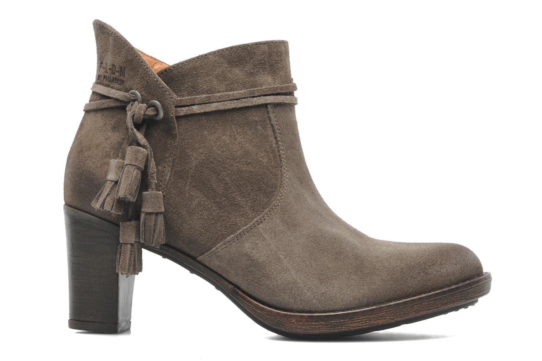 Bottines et boots P-L-D-M By Palladium Siskin Sud Gris vue derrière